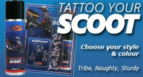 Tattoo your Scoot!